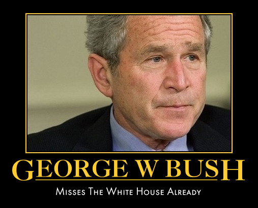 george w bush funny pictures. funny, George W Bush,