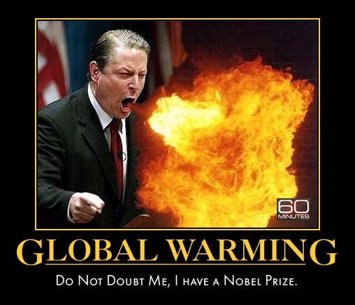 Do You Have Any Doubts Regarding Global Warming?