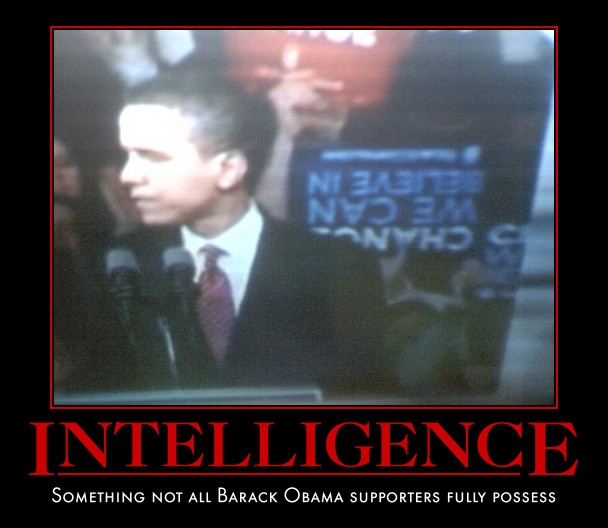 funny Barack Obama political demotivational poster posters
