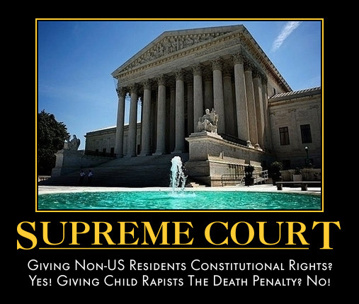 funny Supreme Court demotivational posters poster political demotivation