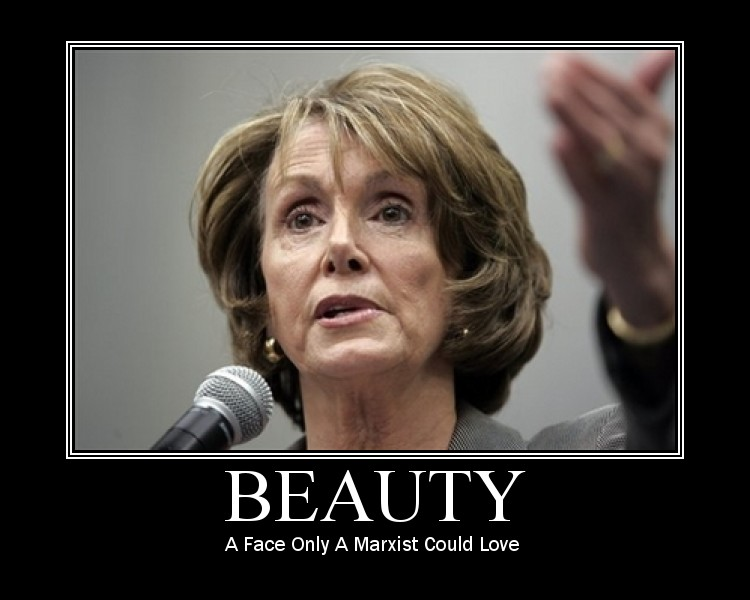 Funny Nancy Pelosi Demotivational Posters Poster Political