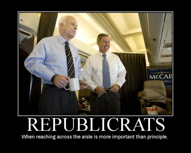 funny John McCain demotivational posters poster political demotivation