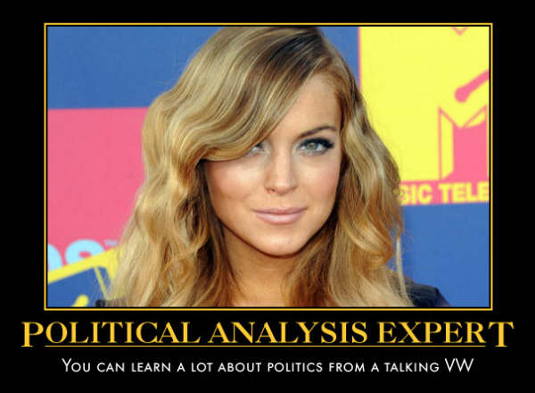 funny Lindsay Lohan political demotivational posters poster political demotivation