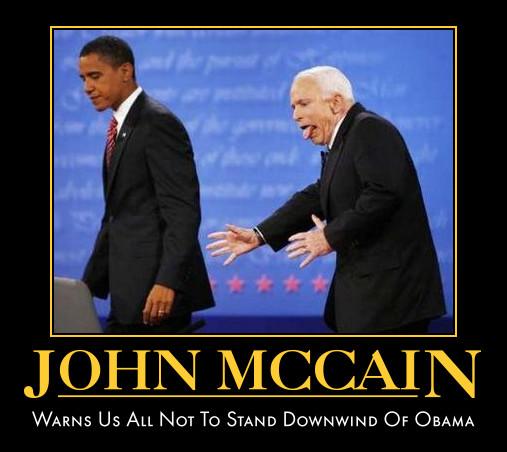 Presidential Farts!