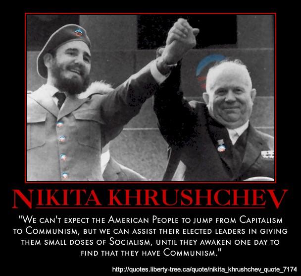Khrushchev As Prophet | Political Demotivation