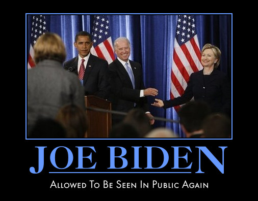 funny Joe Biden demotivational poster posters demotivational poster