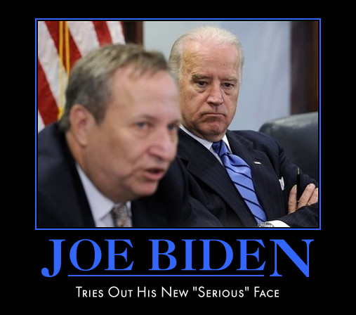 funny Joe Biden demotivational posters poster political demotivation