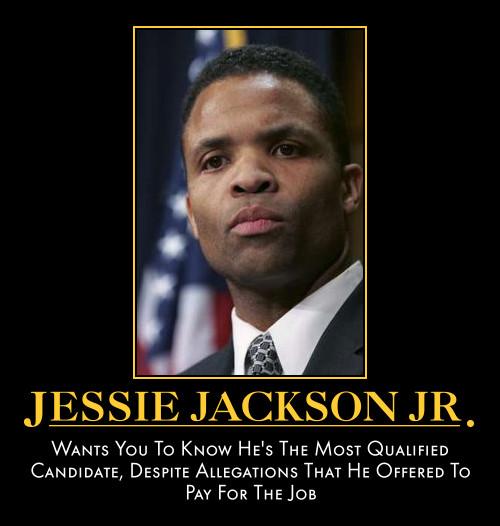 funny Jessie Jackson Jr demotivational posters poster political demotivation