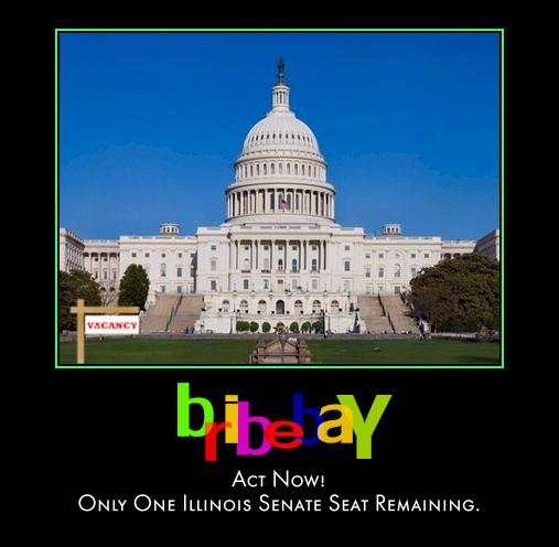 funny Rod Blagojevich demotivational posters poster political demotivation
