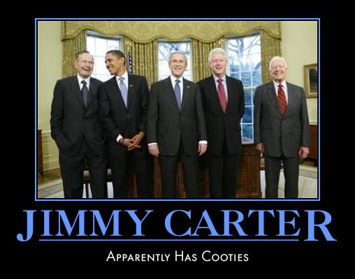 funny Jimmy Carter demotivational posters poster political demotivation