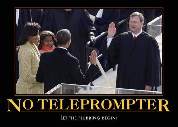funny Barack Obama inaugural demotivational posters poster political demotivation