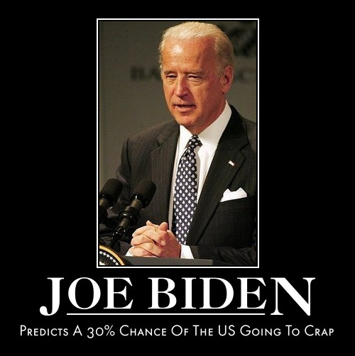 funny Joe Biden demotivational posters poster political demotivation