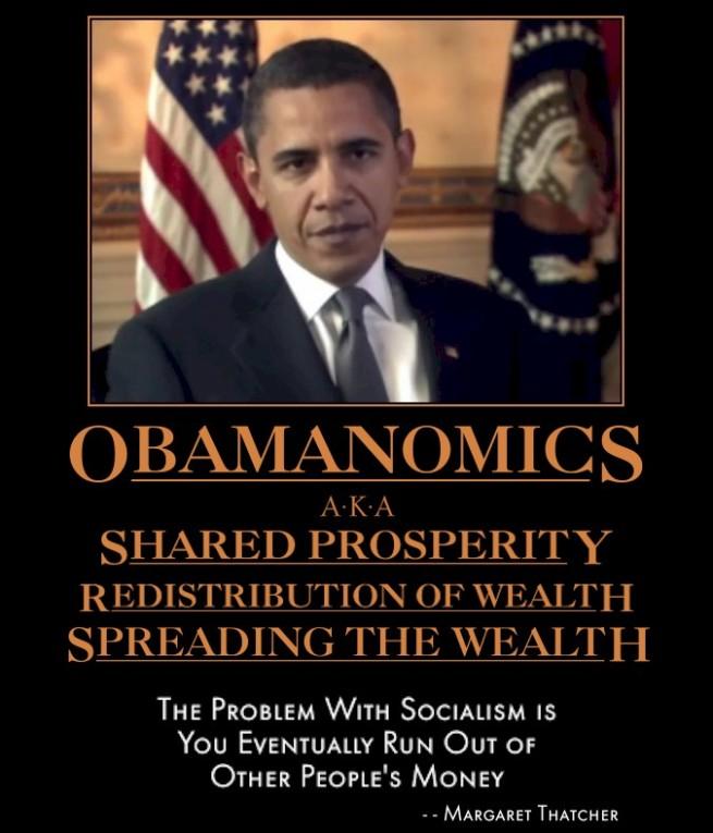 funny Barack Obama demotivational posters psoter political demotivation