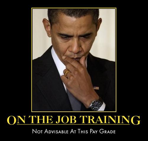 funny Barack Obaam demotivational posters poster political demotivation