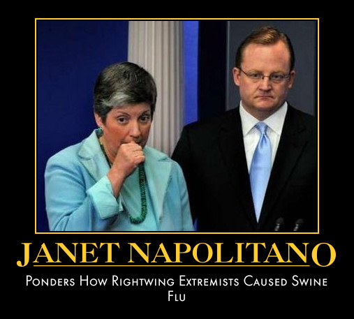 Funny Janet Napolitano Demotivational Posters Poster Political